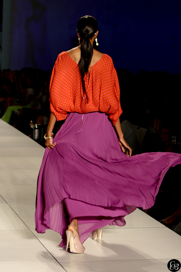 The Models 4343 Seen on the Runway