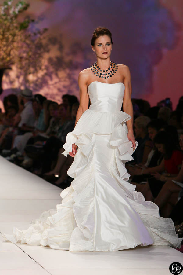 ChasFW15 1639 Seen on the Runway: Bridal Wear at Charleston Fashion Week